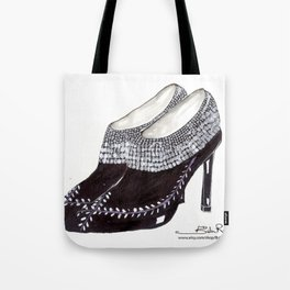 Manolos so French  Tote Bag
