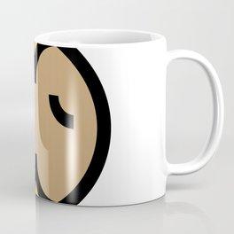 face 5 Coffee Mug