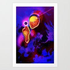 Spiritual Alignment Art Print