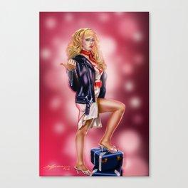 Wanda Woodward Canvas Print
