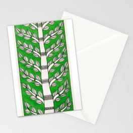 Madhubani Tree of Life Stationery Cards