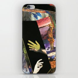 Wastelands iPhone Skin
