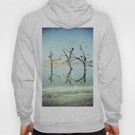 Three Trees in the Sea - Salton Sea California Hoody