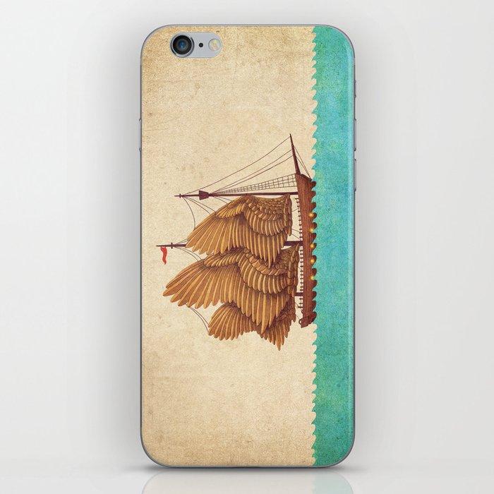 Winged Odyssey iPhone Skin