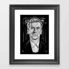The 12th (Dark Variant) Framed Art Print