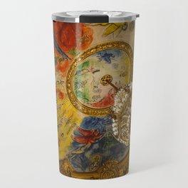 Chagall Travel Mug