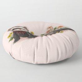 Little Ferret Floor Pillow