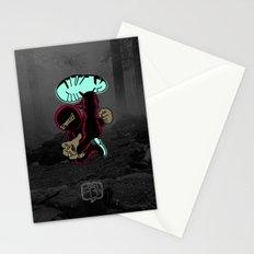 Urban Ninja Stationery Cards