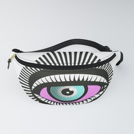 Eye of truth Fanny Pack