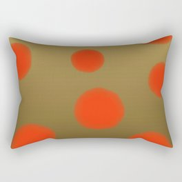 Oh my dot Rectangular Pillow