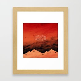 Illuminous Framed Art Print