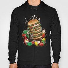 Uber BurgerBot Hoody