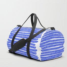 Winter Lines Duffle Bag