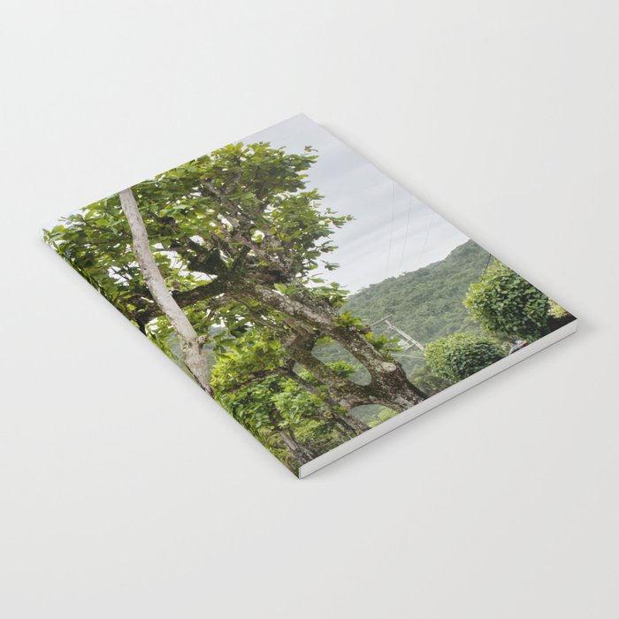 Street of Angra dos Reis (Brazil) Notebook