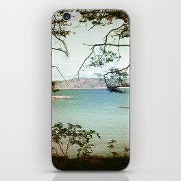 Søndre Sandøy One iPhone Skin