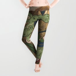 The Wind God Leggings