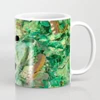 pagan Mugs featuring MASKED by Catspaws
