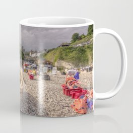 Beer Beach Boat Coffee Mug