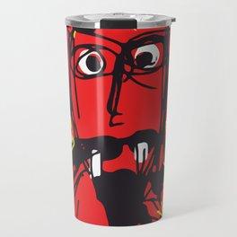 Devil Travel Mug
