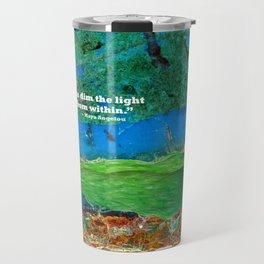 Shine from Within Travel Mug