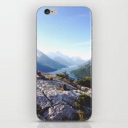 Waterton Bear Hump iPhone Skin