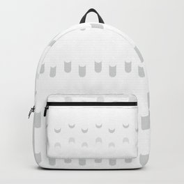 grey geometric line background #society6 #decor #buyart #artprint Backpack