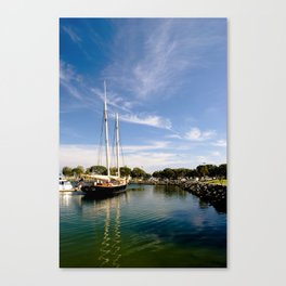Ripple Canvas Print