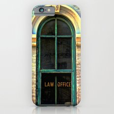 Law Office iPhone 6s Slim Case
