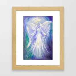 Angel of Love Framed Art Print