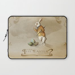Time for Easter Laptop Sleeve