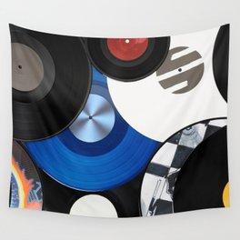 Vinyls Wall Tapestry