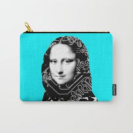 Mona Lisa Platina 4 Carry-All Pouch