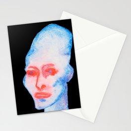 Neon Mathilde Stationery Cards