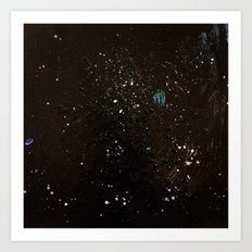 Southern Constellations (Process) Art Print