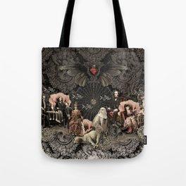 Night Club Tote Bag