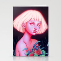 venus Stationery Cards featuring Venus by Joifish