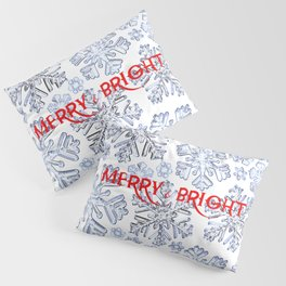 MERRY & BRIGHT Pillow Sham