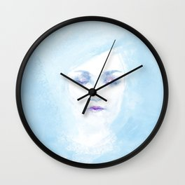 Hail to the winter Wall Clock