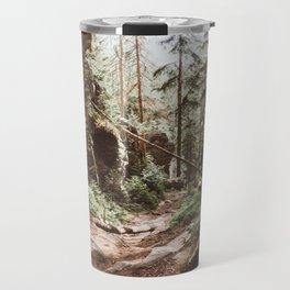 Wild summer - Landscape and Nature Photography Travel Mug