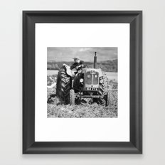 164XYA  Framed Art Print
