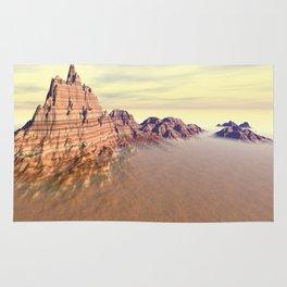 Grand Mountain Range Rug