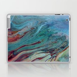 That Touch of Teal Laptop & iPad Skin