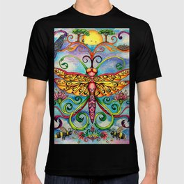 Summer of the Dragonfly T-shirt