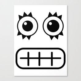 :::dientes::: Canvas Print