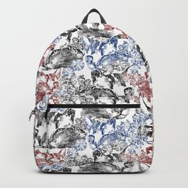 Cats don't happen much Backpack