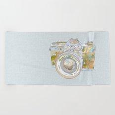 TRAVEL CAN0N Beach Towel