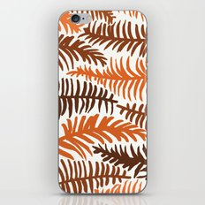 Groovy Palm Earth iPhone Skin