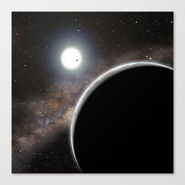 Kepler Canvas Print