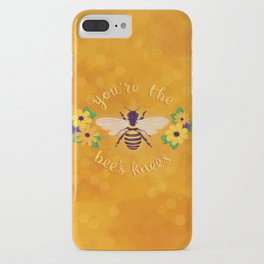You're The Bee's Knees iPhone Case