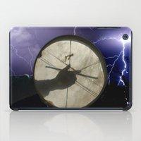 drum iPad Cases featuring Dene Drum by Leslie Philipp